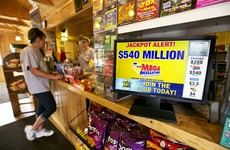 Someone in America has won €488 million on the lotto