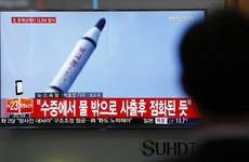 North Korea test fires apparent ballistic missile
