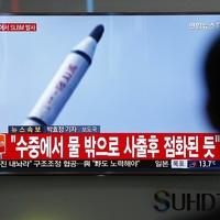 North Korea test fires apparent ballistic missile