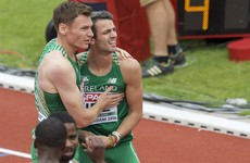 Last chance saloon! Ireland's relay team keep their Rio dream alive