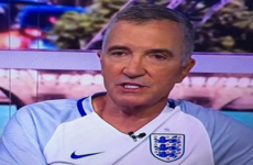 Graeme Souness must have lost one hell of a bet on the golf course this morning