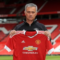 Is this how Jose Mourinho's Man United side will line up in the new season?