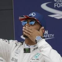 Hamilton steals pole from Rosberg with stunning final lap at British GP