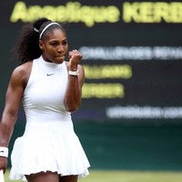 Serena Williams triumphs at Wimbledon to go level with Steffi Graf on 22 Grand Slams
