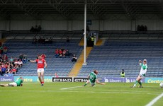 Cork off to winning qualifier start as Kelleher and Kerrigan bag goals against Limerick