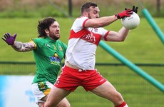 Royal disaster! Meath's summer over as they collapse and cough up 7-point lead to Derry