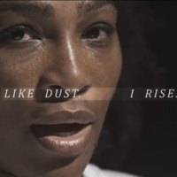 'Still I Rise' - Check out this powerful Serena Williams montage