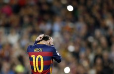 Barcelona set up campaign 'in support' of Lionel Messi after prison sentence for tax fraud