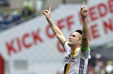 'Still hungry, still deadly!' - Robbie Keane scores second goal in as many games for LA Galaxy