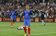 Antoine Griezmann confirms meaning behind THAT celebration