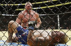 Lesnar and Cormier grind out decision wins at UFC 200