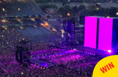 Beyoncé turned Croke Park into a sea of purple last night to honour Prince