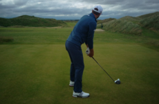 Dustin Johnson prepares for the Open by playing some of Ireland's best links courses