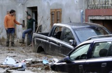 Video: Deadly flooding, mudslides strike Sicily