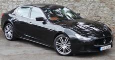 Dream car of the week: Maserati Ghibli 3.0 V6
