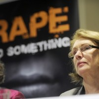 Increase in number of people availing of support for rape and sexual violence