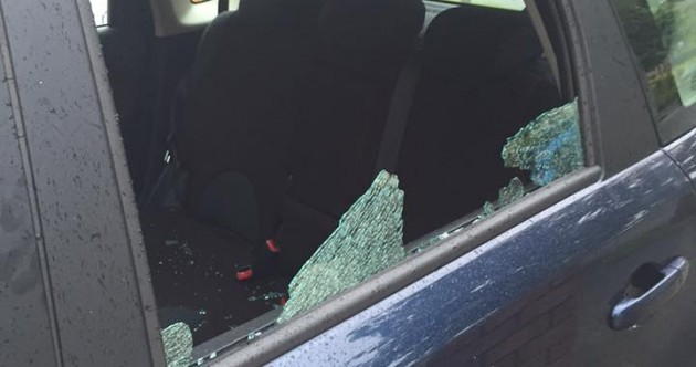 """This has been going on for years"" - another driver has her window shattered by a rock on the N3 in Meath"