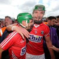 Cork hurling duo join county football squad ahead of Longford game