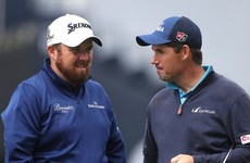 Lowry to tee off with Spieth and Rose in opening round of The Open