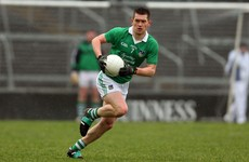 Limerick stalwart calls time on inter-county career
