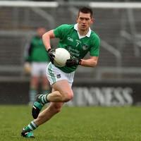 Limerick stalwart calls time on inter-county career