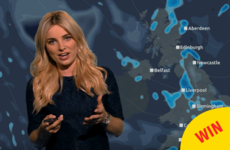 This weather girl did her entire report through Ghostbusters references