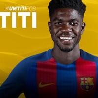 After making his France debut at Euro 2016, Umtiti gets €25m Barca move