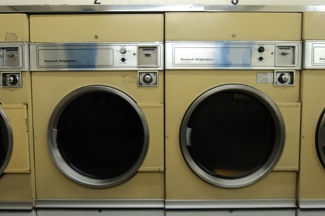 Lucky ministers don't even have to visit the launderette themselves - or even submit receipts for their laundry costs.
