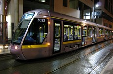 15-year-old boy facing additional jail time for throwing paint at fellow teenager on Luas
