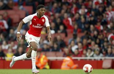 Unproven youngster Chuba Akpom set to start season as Arsenal's main striker