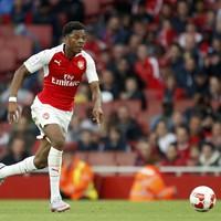 Unproven youngster Chuba Akpom set to start season as Arsenal's main striker