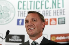 Rodgers insists it's no embarrassment for Celtic to lose to part-time side