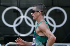 Ireland's Rob Heffernan to join Olympic elite by competing at fifth successive Games
