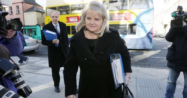 """Shane Ross doesn't take no for an answer"" - court hears Dáil committee had no remit to ask about Angela Kerins' salary"
