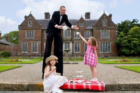 Wells House and Gardens, Co Wexford