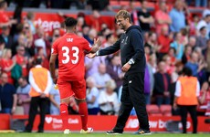 Bournemouth-bound Jordan Ibe the first of 3 players heading out the Anfield exit this week