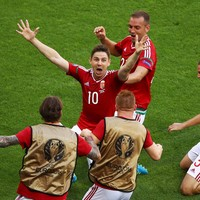 Gera half-volley unfairly beats Shaqiri's bicycle-kick to Euro 2016 Goal of the Tournament