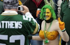 The Redzone: Let us give thanks and praise Rodgers