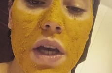 This homemade face mask is dying loads of people's faces yellow