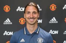 Mourinho set to leave Ibrahimovic out of Man United's pre-season tour squad
