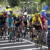 Tour de France riders lambast organisers for risking lives during yesterday's stage