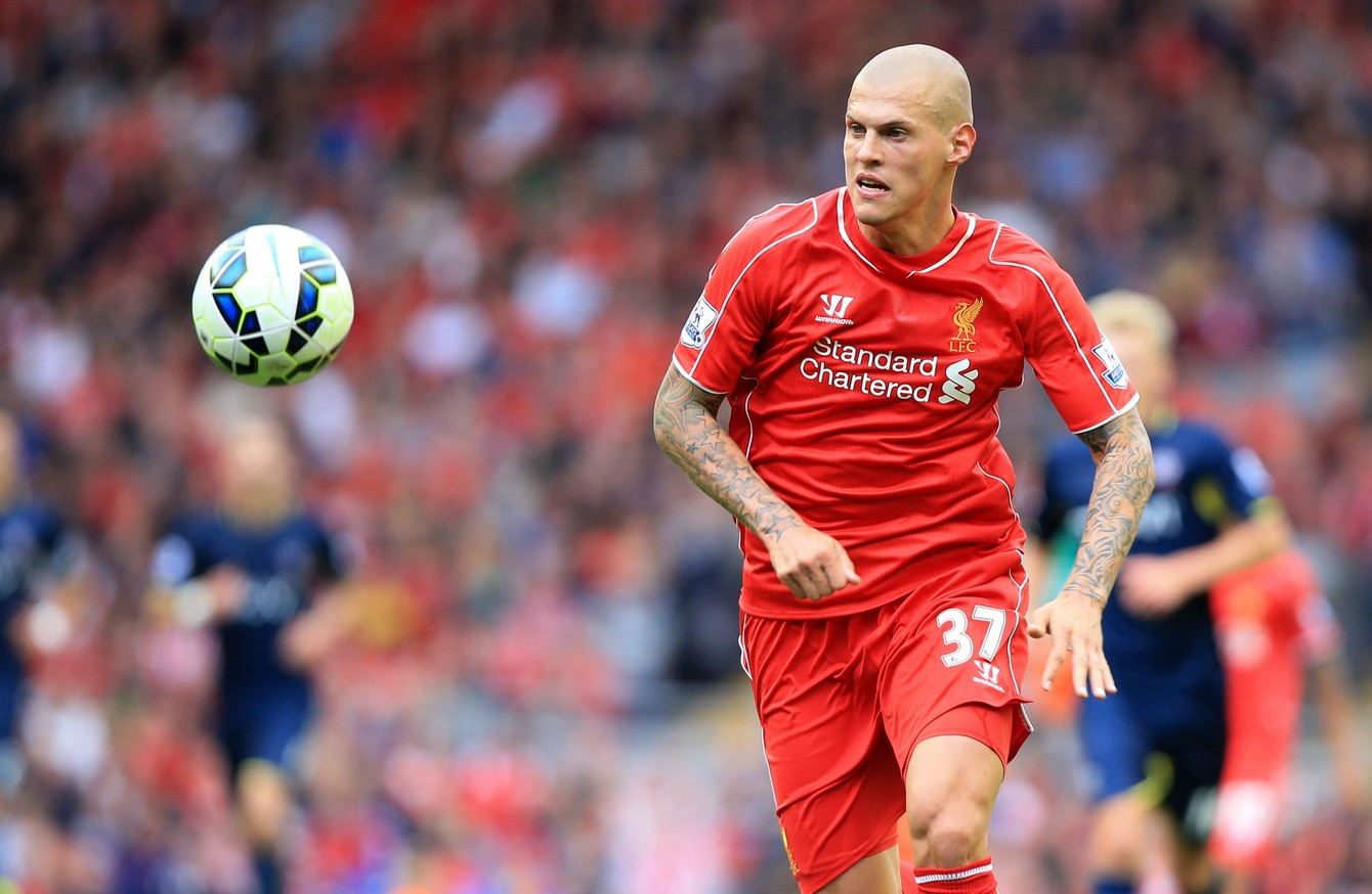 10++ Skrtel Liverpool Number