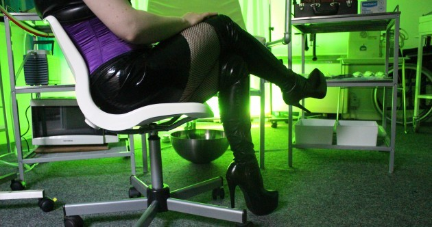 Making men's fantasies a reality: The life of a professional dominatrix in Dublin
