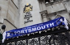 Pay up Pompey! Lithuania issues arrest warrant for Portsmouth owner
