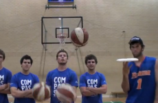 WATCH: An international trick shot war is about to break out