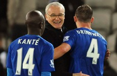 Make your mind up, Leicester boss Ranieri tells wanted Kante