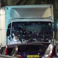 """Monstrosity"": Horror moment when truck ploughs through crowd in Nice"