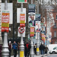 Poll: Should election posters be banned in Ireland?