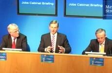 Government announces major action plan to solve jobs crisis
