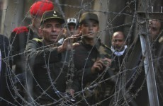 Egyptian army apologises for civilian deaths, but holds on to power